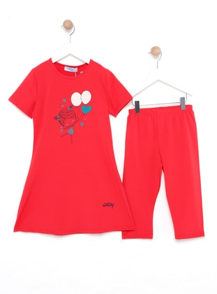 Coral - Multi - Fully Lined - Half Covered Switsuits - Tesmay