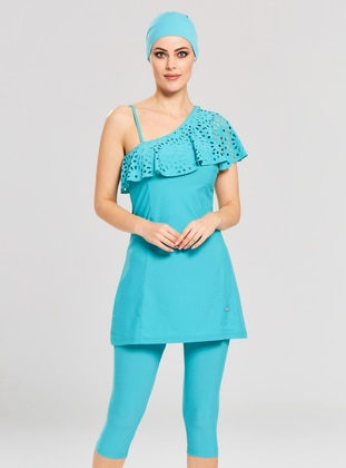 Mint - Half Covered Switsuits