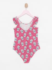 Multi - Multi - Unlined - Half Covered Switsuits
