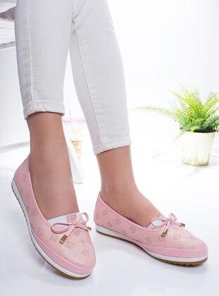 Powder - Flat - Shoes