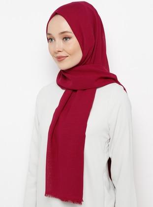 Cherry - Plain - Shawl