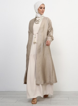 Gold - Evening Abaya