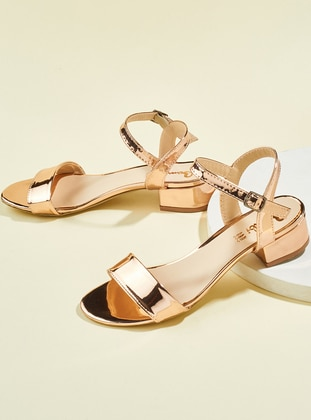 Rose - High Heel - Sandal - Shoes