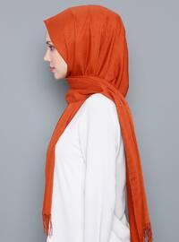 - Plain - %100 Silk - Shawl