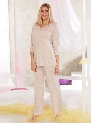 Minc - V neck Collar - Pyjama