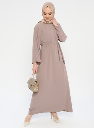 Minc - Crew neck - Unlined - Dress