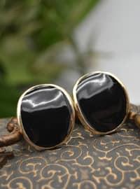 Black - Earring
