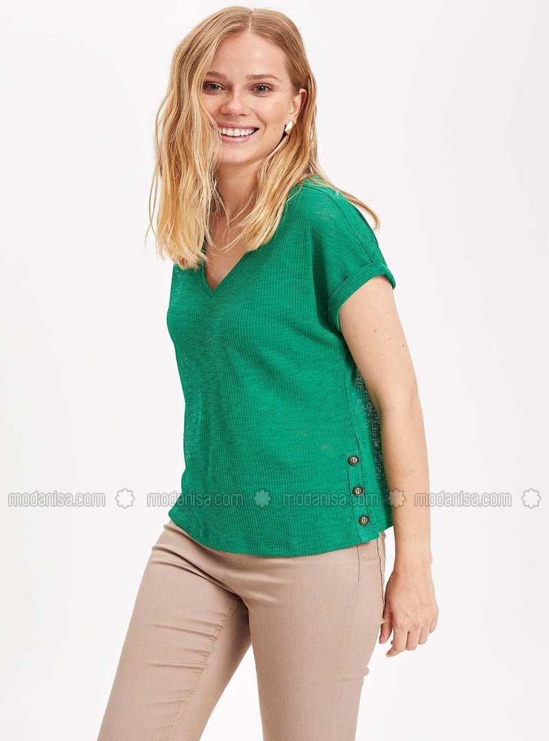 Green - T-Shirt