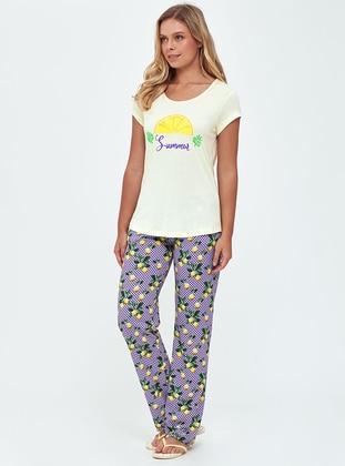 Yellow - Pyjama