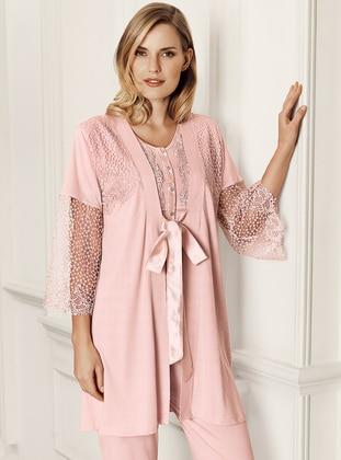 Pink - Powder - Pyjama