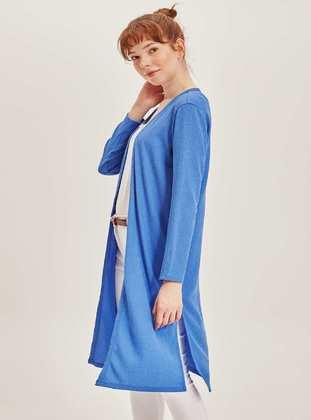 Blue - Cardigan