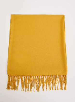 Yellow - Shawl
