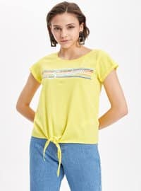 Yellow - T-Shirt