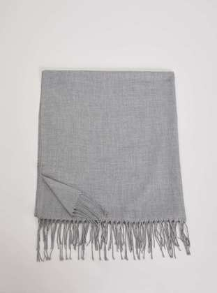 Gray - Shawl