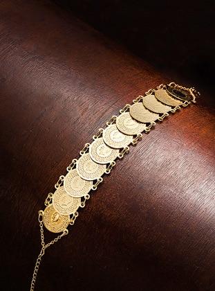 Multi - Gold - Bracelet