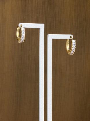 Multi - Gold - Earring - Forivia Accessories