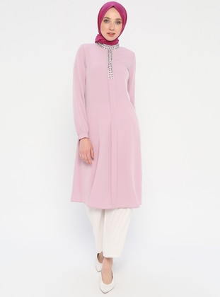 Powder - Polo neck - Tunic