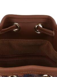 Tan - Shoulder Bags
