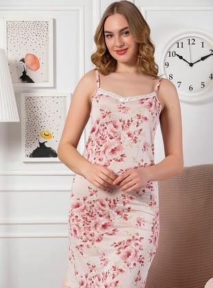 Pink - Multi - Nightdress