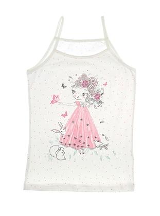 Cotton - Pink - Girls` Underwear