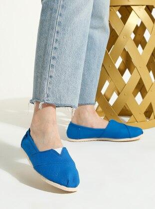 Navy Blue - Indigo - Sport - Casual - Sports Shoes