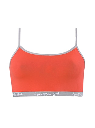 Cotton - Coral - Girls` Underwear - Donella