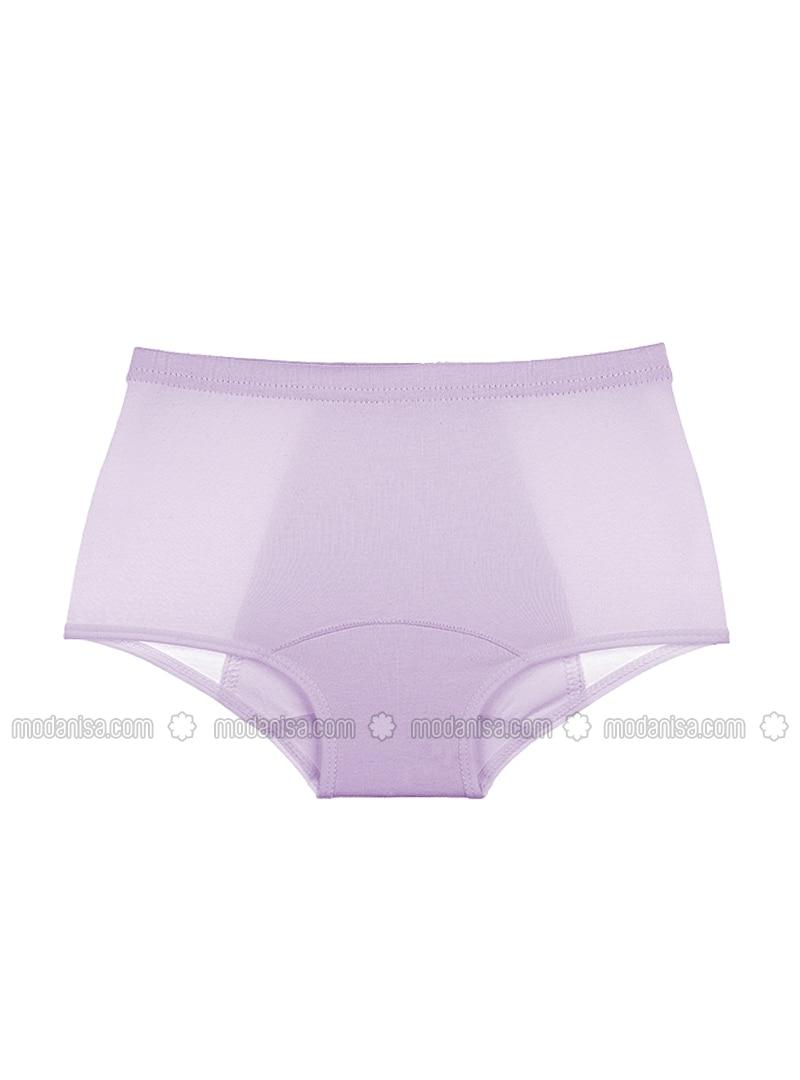 827d92d26e7b Cotton - Lilac - Girls` Underwear. Fotoğrafı büyütmek için tıklayın
