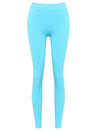 Blue - Legging
