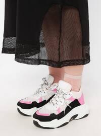 Black - Cotton - Loungewear Dresses
