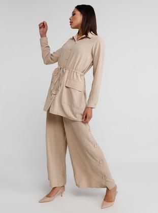 Minc - Stripe - Suit