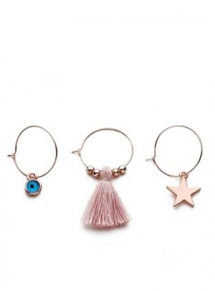 Pink - Earring