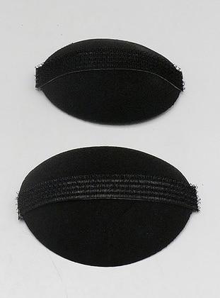 Black - Hair Accessory - Takıştır Bijuteri