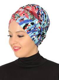 Multi - Plain - Cotton - Bonnet