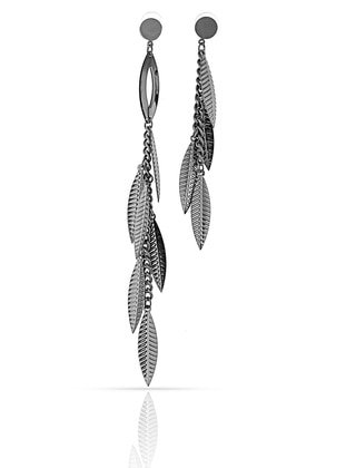 Multi - Anthracite - Earring