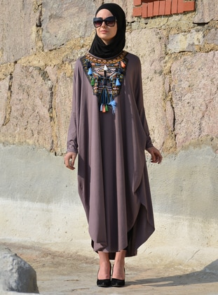 Minc - Unlined - Viscose - Abaya