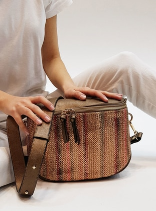 Terra Cotta - Shoulder Bags