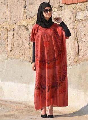 - Ethnic - Unlined - Cotton - Dress