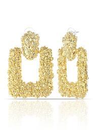 Multi - Gold - Earring