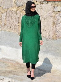 Emerald - Cotton - Tunic