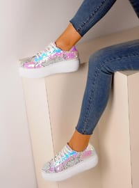 Lamé - Sport - Casual - Shoes