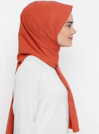 Tan - Plain - Shawl