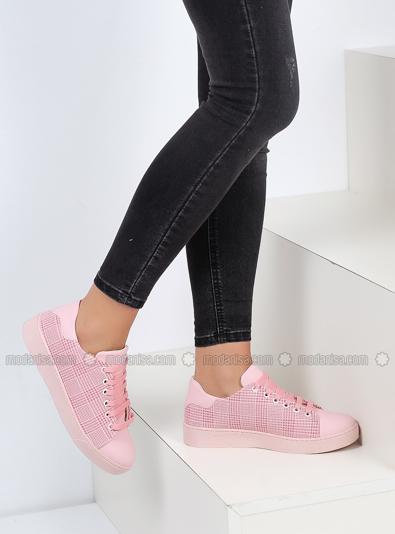 Pink - Sport - Shoes