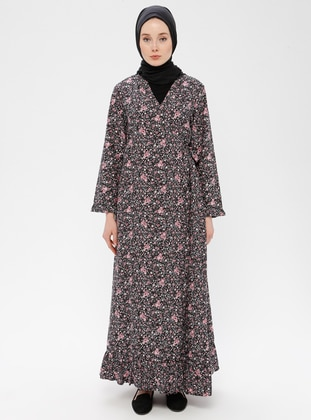 Black - Multi - Unlined - Prayer Clothes - Me Like