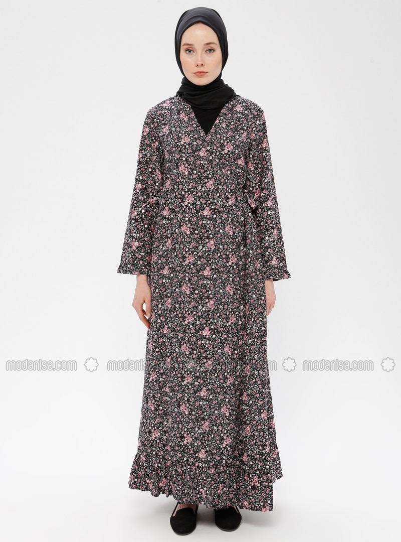Black - Multi - Unlined - Prayer Clothes