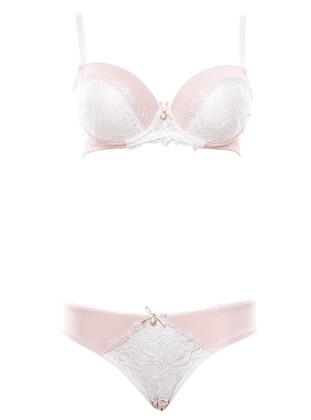 Pink - Powder - Bra