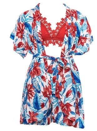 Coral - Morning Robe