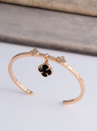 Black - Gold - Bracelet
