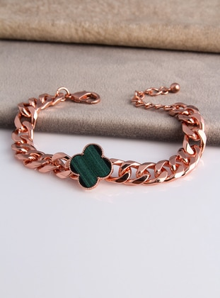 Green - Rose - Bracelet