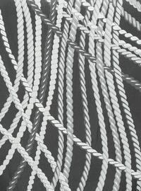 Black - Gray - Printed - Scarf