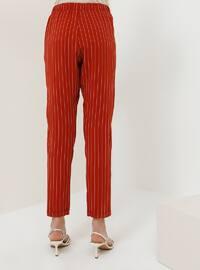 - Stripe - Pants